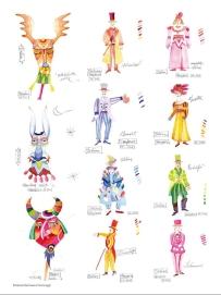 Maschere e personaggi